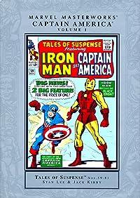 Marvel Masterworks: Captain America, Vol. 1
