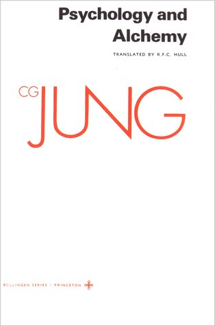 Cover of Psychology and Alchemy by C. G. Jung