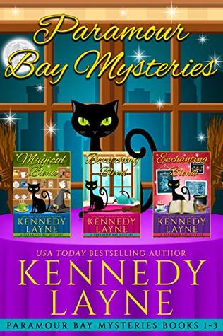Paramour Bay Mysteries Books 1-3