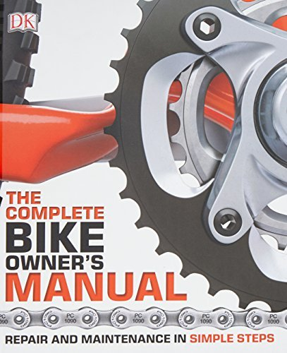 Book cover The-complete-bike-owner-s-manual