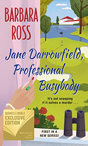 Jane Darrowfield, Professional Busybody (Jane Darrowfield #1)