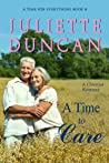A Time to Care (A Time for Everything, #2)