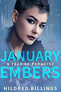 January Embers (A Year In Paradise Book 1)