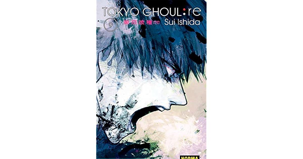 Tokyo Ghoul:re vol.9 JAPAN NEW Sui Ishida manga