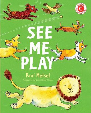 See Me Play by Paul Meisel