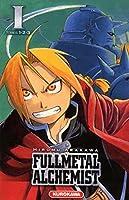 Fullmetal Alchemist 01 T1-T2-T3