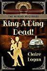Ring-A-Ding Dead! (Myriad Mysteries Book 1)