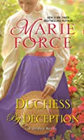 Duchess by Deception (Gilded, #1)
