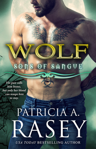 Wolf (Sons of Sangue, #7)