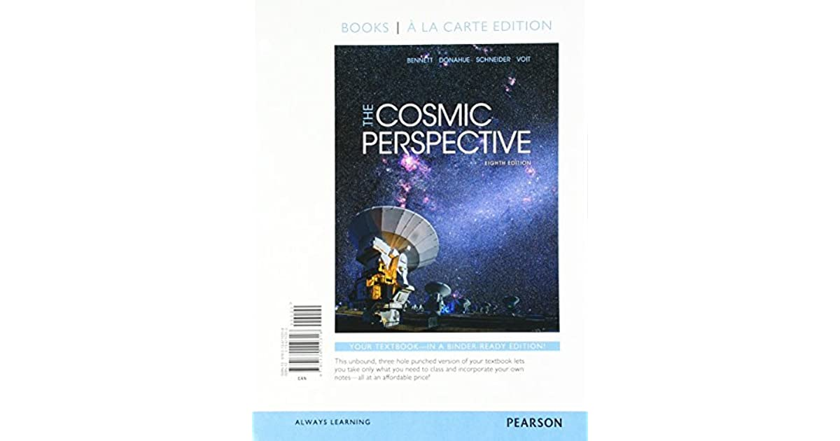 the essential cosmic perspective 8th edition