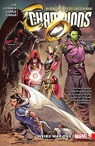 Champions, Volume 5: Weird War One