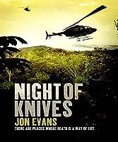 Night of Knives : by Jon Evans