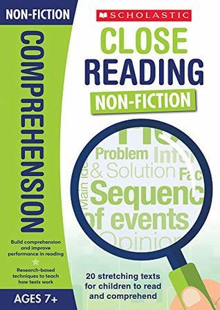 Non-Fiction Ages 7+ (Close Reading)