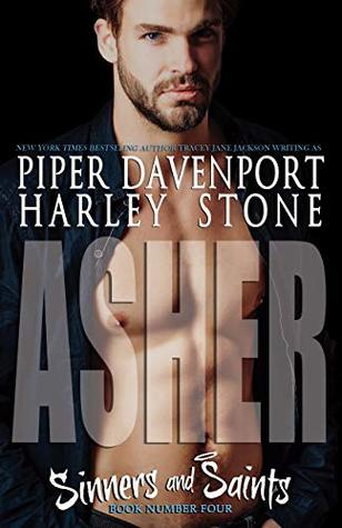 Asher (Sinners and Saints Book 4)