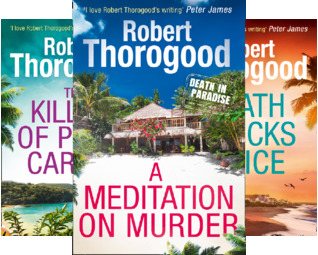 A Death in Paradise Novel (4 Book Series)