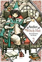Atelier of Witch Hat – Limited Edition 02 – Das Geheimnis der Hexen