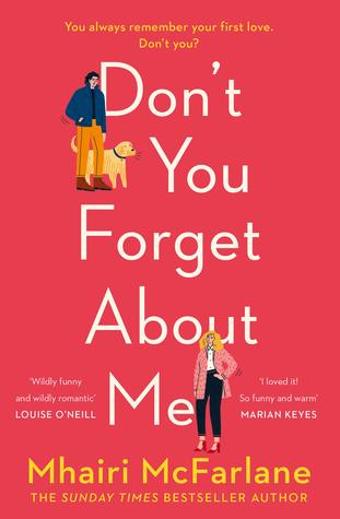 Cover of Don't You Forget About Me by Mhairi McFarlane