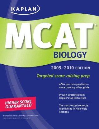 Kaplan MCAT Biology 2009-2010 (Kaplan MCAT Biology Review)