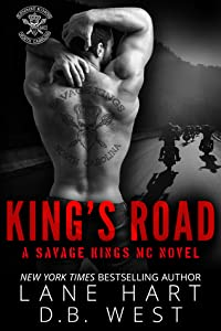 King's Road: A Prequel to Chase (Savage Kings MC, #0)