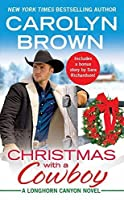Christmas with a Cowboy (Longhorn Canyon, #5)