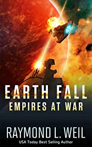 Empires at War (Earth Fall, #3)