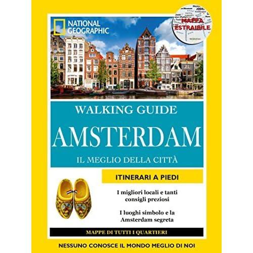 Cartina Amsterdam.Amsterdam Il Meglio Della Citta Con Cartina By Pip Farquharson