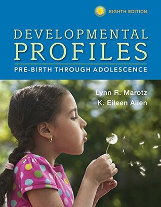 Bundle: Developmental Profiles: Pre-Birth Through Adolescence, 8th + CourseMate, 1 term (6 months) Printed Access Card