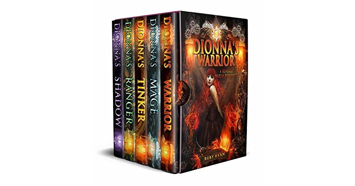 Dragon Origins Complete Box Set: A Reverse Harem Romance by