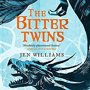 The Bitter Twins (The Winnowing Flame Trilogy #2) by Jen