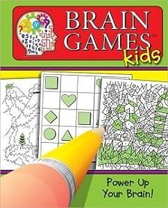 Brain Games Kids: Power Up Your Brain