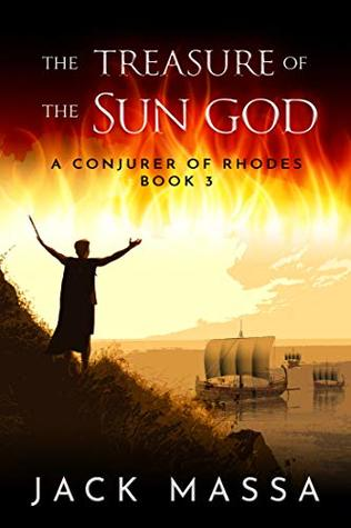 The Treasure of the Sun God by Jack Massa