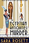 The Egyptian Antiquities Murder (High Society Lady Detective,  #3)