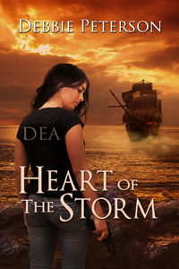 Heart of the Storm by Debbie  Peterson