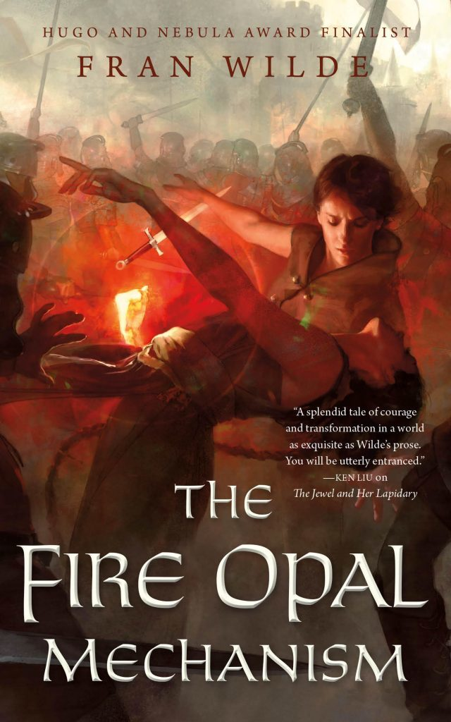 The Fire Opal Mechanism (Gemworld #2)