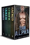 Team A.L.P.H.A. Books 1-4