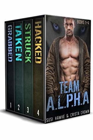 Team A.L.P.H.A. Books 1-4 (Team A.L.P.H.A. #1-4)