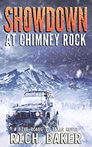 Showdown At Chimney Rock: Sarah's Run (Five Roads to Texas, #5)