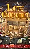 Late Checkout (Witch City Mystery #9)