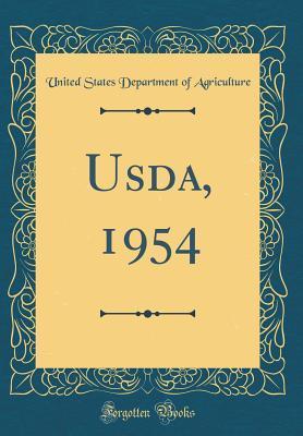 Usda, 1954 (Classic Reprint)