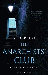 The Anarchists' Club (Leo Stanhope, #2)