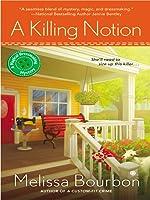 A Killing Notion (A Magical Dressmaking Mystery, #5) (ebook)