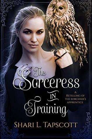 The Sorceress in Training (Fairy Tale Kingdoms, #3)