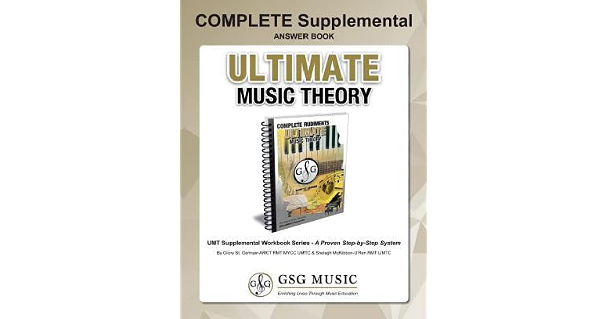 Complete Level Supplemental Answer Book - Ultimate Music
