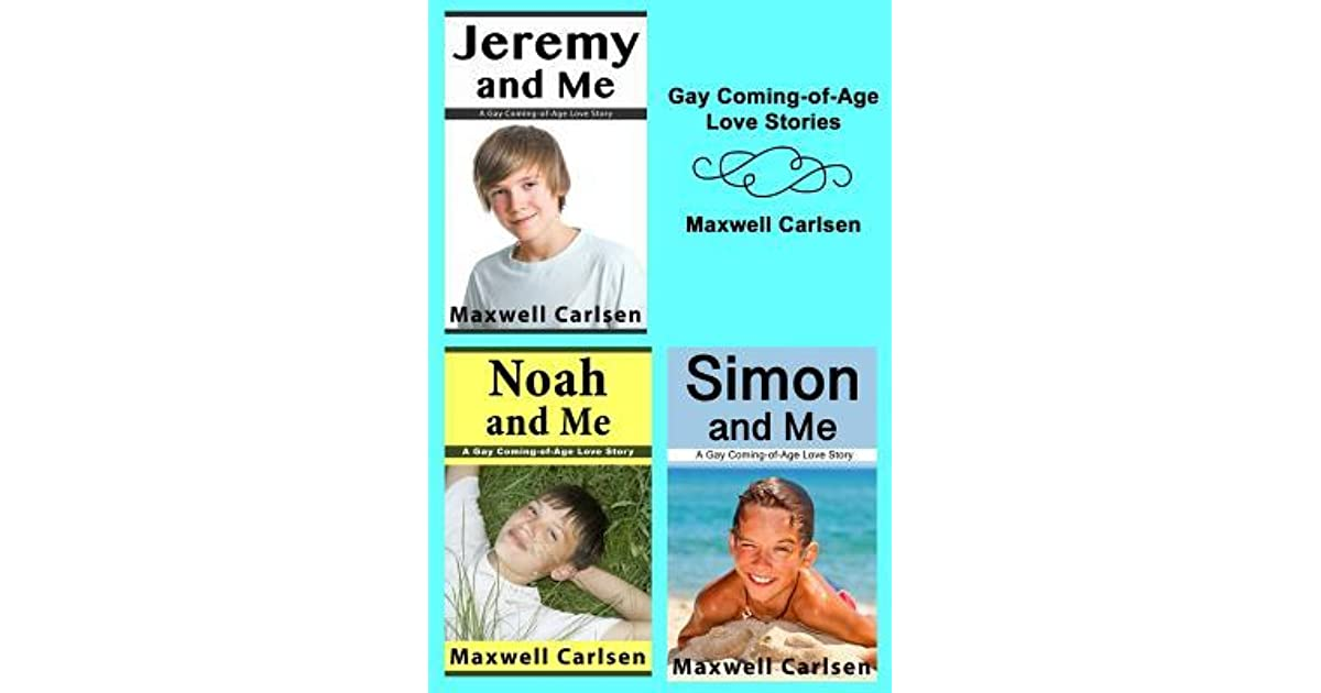 Gay Coming Of Age Love Stories: Jeremy and Me Noah and Me