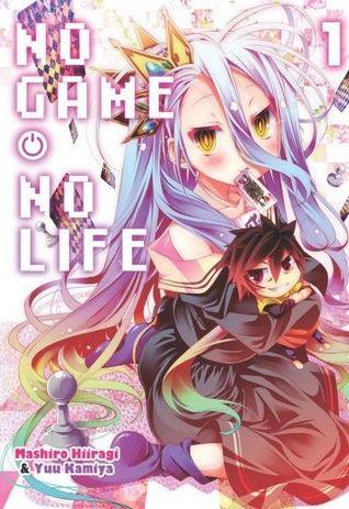 No Game No Life Vol 1 By Yuu Kamiya