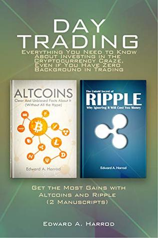 day trading cryptocurrency book