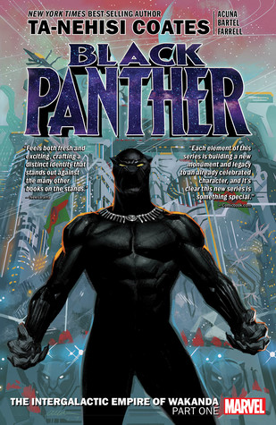 Black Panther, Vol. 6: The Intergalactic Empire of Wakanda, Part One