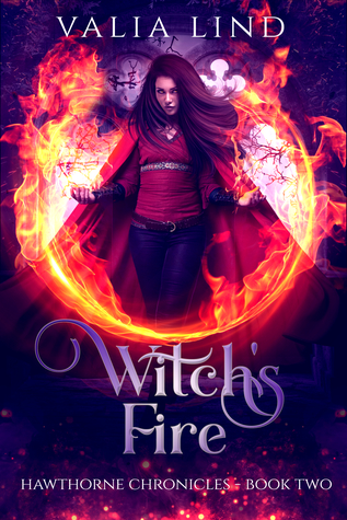 Witch's Fire (Hawthorne Chronicles, #2)
