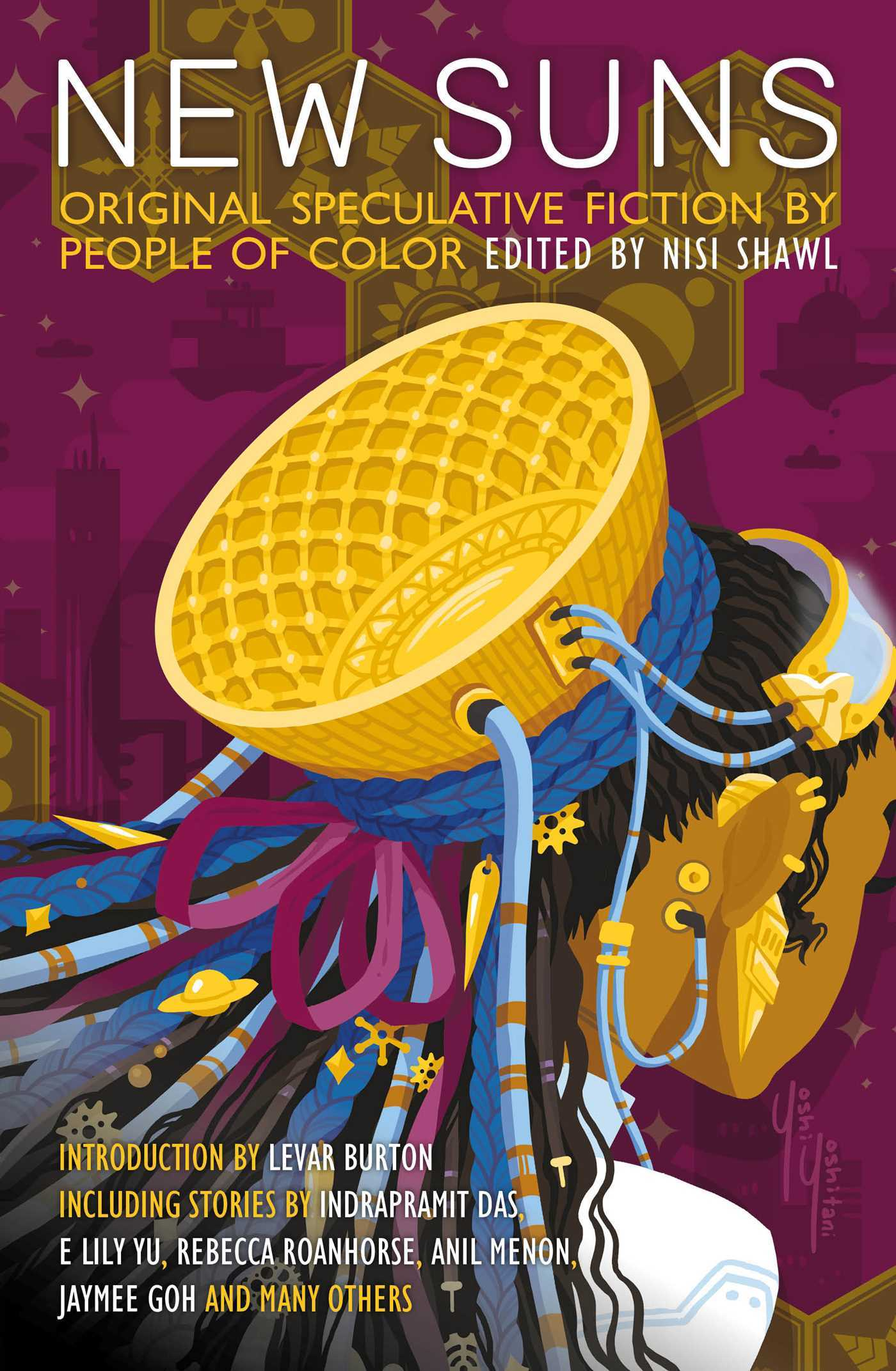 New Suns: Original Speculative Fiction by People of Color by Nisi Shawl
