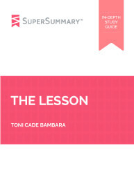 The theme of social class in the lesson by toni cade bambara